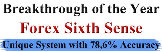 forex sixth sense