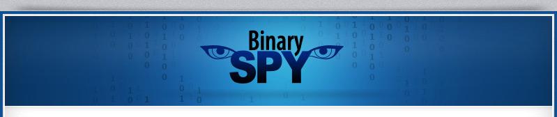 Binary options spy
