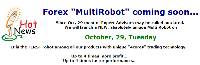Forex robot nation performance