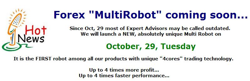 forex multirobot