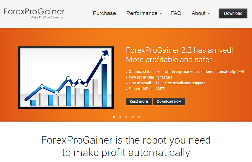 Pros and cons of forex robots