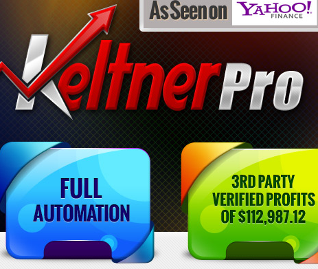 Keltner trading system