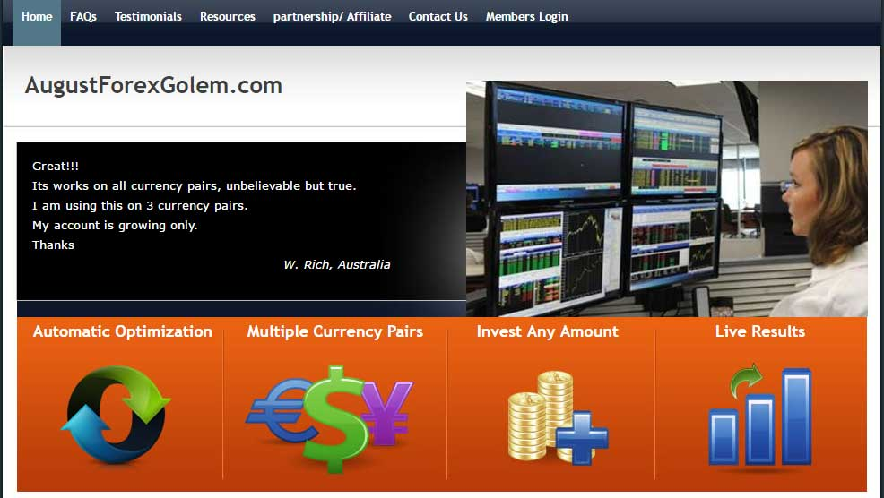 Forex steam robot download