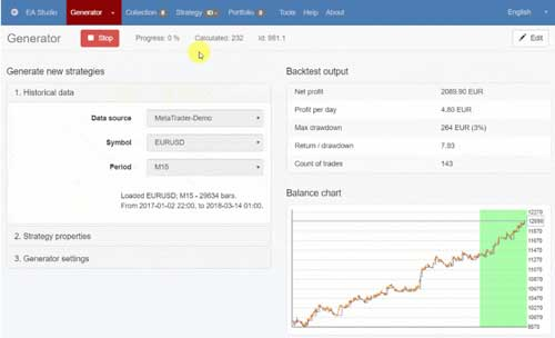 Forex robot factory review